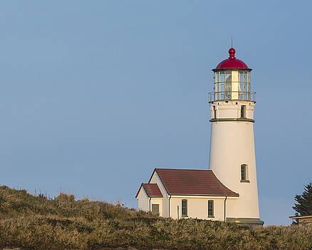 Cape Blanco Lighthouse by Greg Vaughn