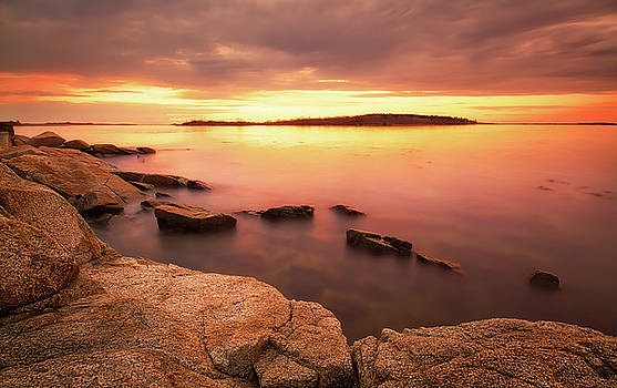 Cape Porpoise by Robert Clifford