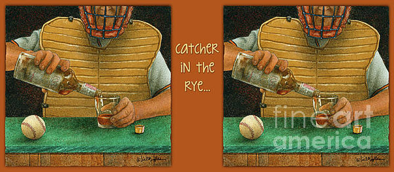 Will Bullas - catcher in the rye...