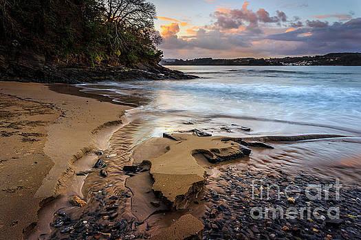 Centrona Cove Galicia Spain by Pablo Avanzini