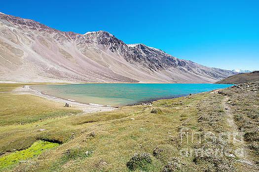 Chandratal Lake by Yew Kwang
