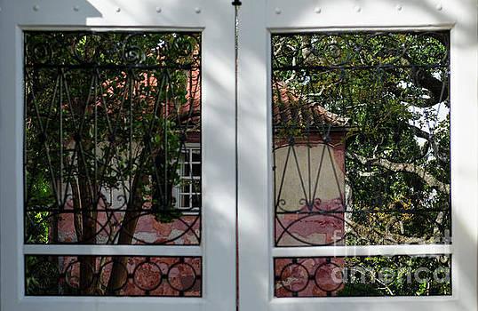 Dale Powell - Charleston Window