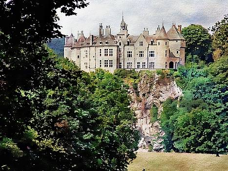 Chateau de Walzin - Belgium by Joseph Hendrix