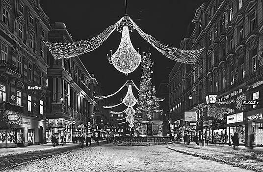 Christmas In Vienna by Pixabay