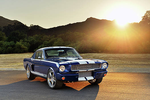 Classic Recreations Shelby GT350CR by Drew Phillips