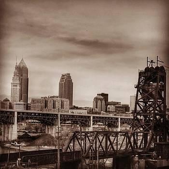 #cleveland #ohio #ohiogram by Pete Michaud