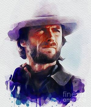 John Springfield - Clint Eastwood, Movie Star