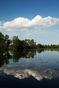 Cloud Reflections by Amanda Kiplinger