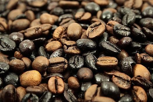 Coffee Beans by Tilen Hrovatic