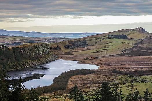 Crag Lough by David Pringle