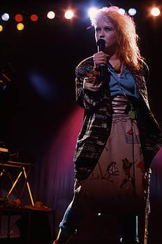 Rich Fuscia - Cyndi Lauper