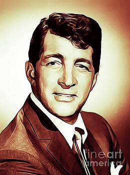 Dean Martin, actor, crooner by John Springfield