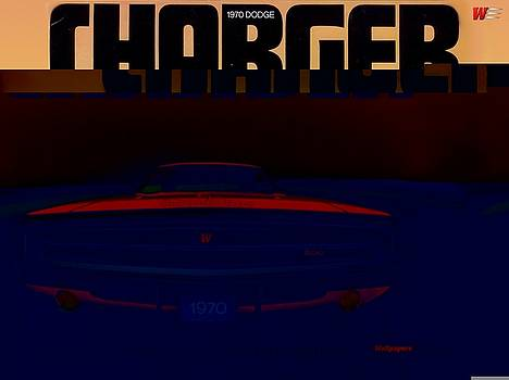 Dodge Charger by Dorothy Binder
