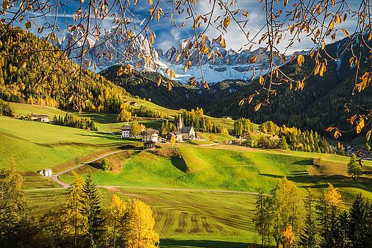 Dolomites by Stefano Termanini