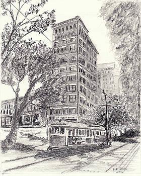 Downtown Memphis by Barry Jones