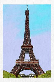 David Pringle - Eiffel Tower