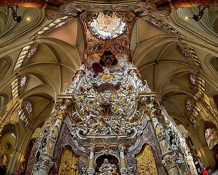 Stephen Barrie - El Transparente, Toledo Cathedral