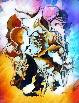 Evolution in Mind by Michael  TMAD Finney