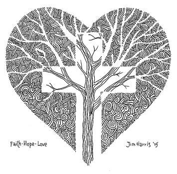 Jim Harris - Faith, Hope, Love
