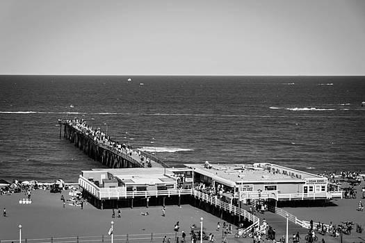 Fishing Pier by Samir Chokshi