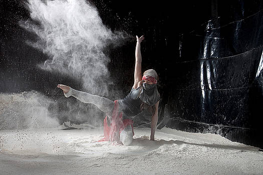 Cindy Singleton - Flour Dancing Series