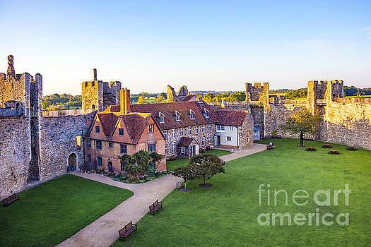 Svetlana Sewell - Framlingham Castle
