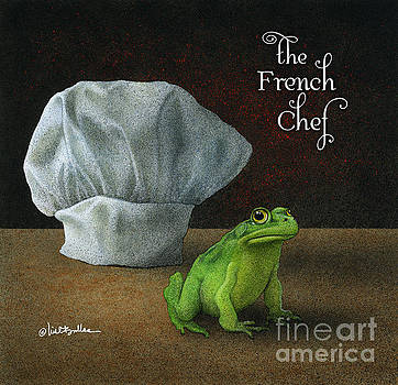 Will Bullas - French Chef...