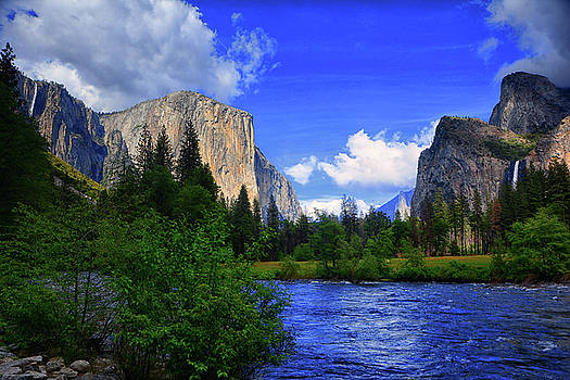 Gates of the Valley by Raymond Salani III