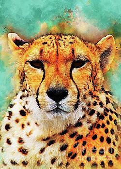 Justyna Jaszke JBJart - Gepard art