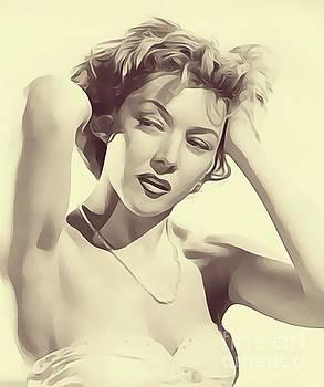 John Springfield - Gloria Grahame, Vintage Actress