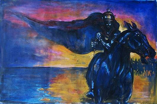 Going To Zabol by Mehrdad Sedghi