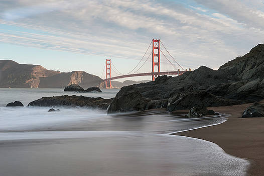 Golden Gate Bridge by Wim Slootweg