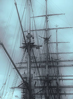 Gorch Fock ... by Juergen Weiss