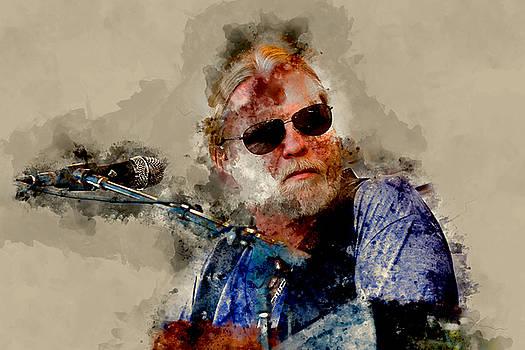 Gregg Allman by Marvin Blaine