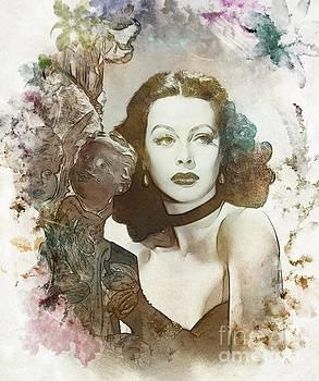 John Springfield - Hedy Lamarr, Vintage Actress