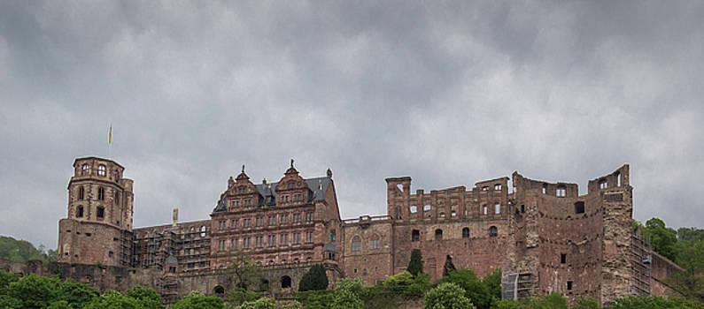 Heidelberg Castle by Teresa Mucha