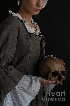 Historical Maid Servant  by Lee Avison