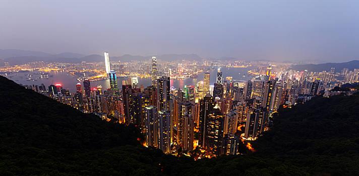 Hong Kong by David Harding