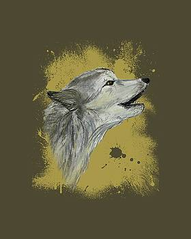 Howling Wolf by Dorothy Riley