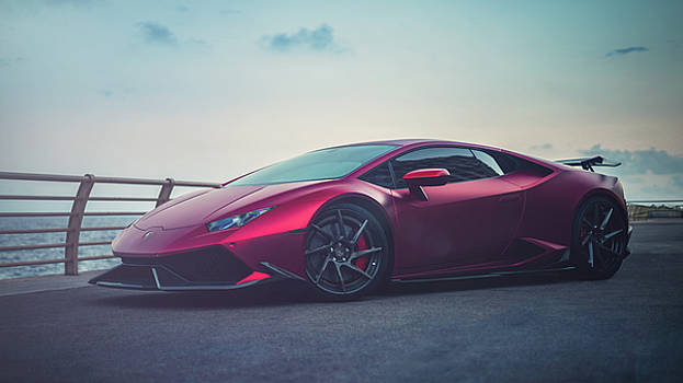 Huracan by Chris Thodd