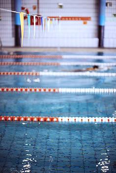 Eduardo Huelin - Image of swimming pool