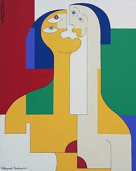 2 In 1 by Hildegarde Handsaeme