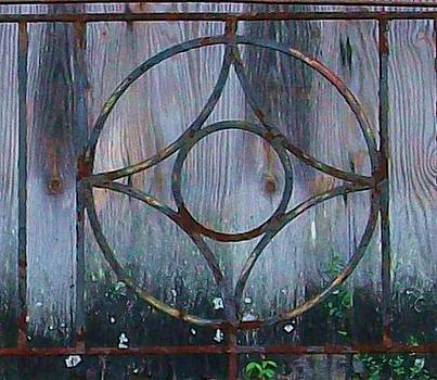 Iron Circle by Sherry  Kepp