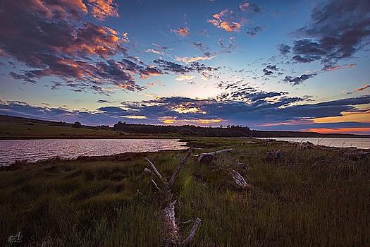 Jackals Lagoon by Thomas Ashcraft