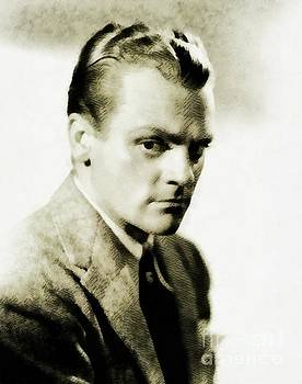 John Springfield - James Cagney, Vintage Actor