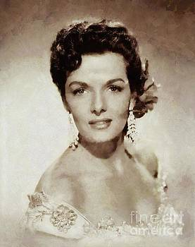 Mary Bassett - Jane Russell Hollywood Actress