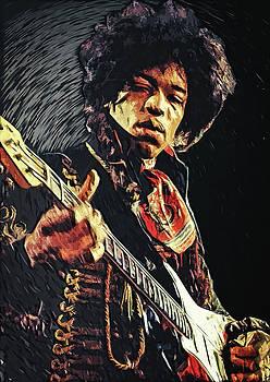 Zapista Zapista - Jimi Hendrix