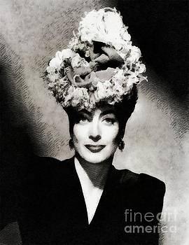 John Springfield - Joan Crawford, Vintage Actress