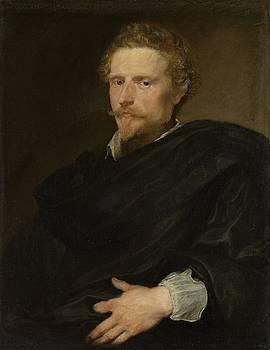 Johannes Baptista Franck by Anthony van Dyck
