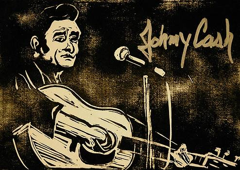 Johnny Cash Now II by Pete Maier